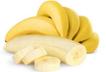 Uczulony na banany: objawy, leczenie