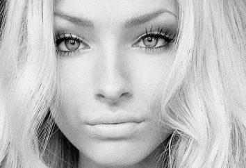 Modello Alena Shishkov: prima e dopo la plastica