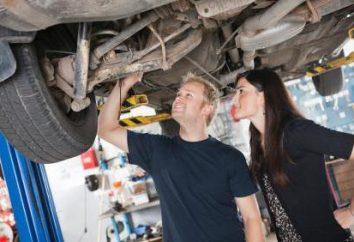 Amortisseurs – ce qui est que dans la voiture? Le principe de fonctionnement et les caractéristiques des amortisseurs