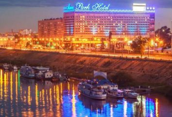 """L'hôtel """"Marins Park"""", Nijni-Novgorod: description, photos. Commentaires des Clients"""