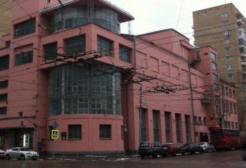 Palazzo della Cultura. Zueva per i residenti e gli ospiti