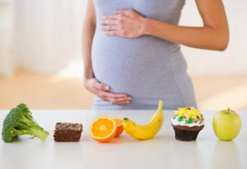 Comment manger pendant la grossesse? Les repas au 9ème mois de grossesse