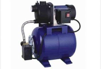 Pompa per l'irrigazione del giardino, i tipi, le condizioni operative