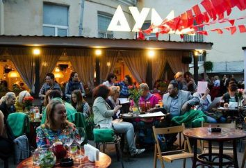 "Nightclub ""Duma"", Mosca: una panoramica, caratteristiche e recensioni"