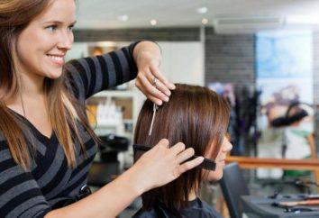 Top cabeleireiros (Chelyabinsk) em cada distrito suas próprias características