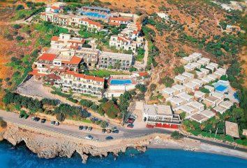 Miramare Resort & Spa 4 * (Grecia, Creta): descripción del hotel, servicios, comentarios