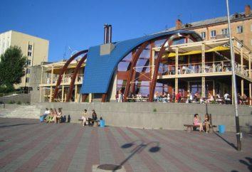 """Ristorante Omsk condizioni indirizzo, arredamento, e servizio """"Sienkiewicz"""""""