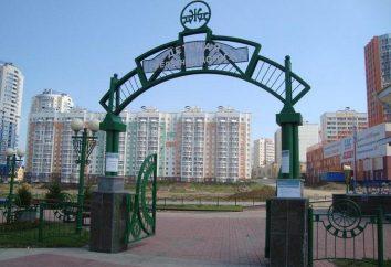 Modalità per bambini Railway (Kemerovo) e il calendario