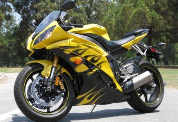 Yamaha R6 – charakterystyka urodzony wygrana