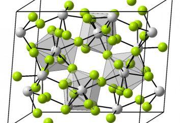 Enlace metálico: el mecanismo de formación. Química de metales de comunicación: