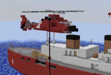 """Detalhes sobre como fazer o helicóptero em """"Maynkraft"""""""