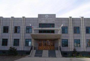 Inguska State University: Wydziały i opinie o studiach