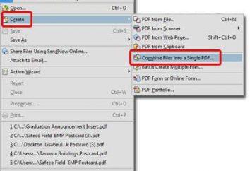 Jak mogę dołączyć do dokumentów PDF w jeden plik: prosta metoda