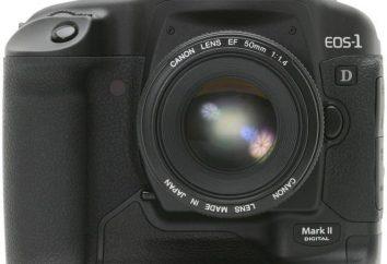 Digital fotopapparat Canon EOS 1D Mark II: le recensioni dei clienti