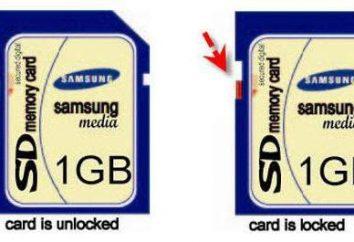 Dlaczego nie sformatowane karty Flash micro-SD?