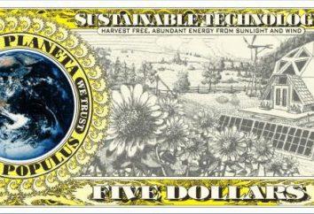 Existente contas denominações do dólar e todo o interensnoe-los