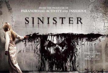 """""""Sinister"""": Beschreibung der Handlung, Schauspieler und Rollen. Feedback zu """"Sinister"""" Film"""