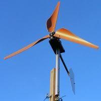 Domowy generator wiatrowy, aby zapewnić energię elektryczną do domów
