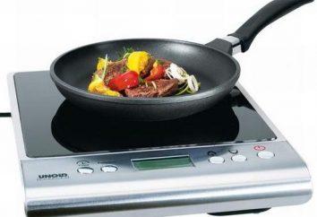 cuisinières à induction: les avantages et les inconvénients. Le principe de fonctionnement de cuisinière à induction