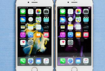 IPhone 6 e 6S – qual é a diferença? Descrição, características