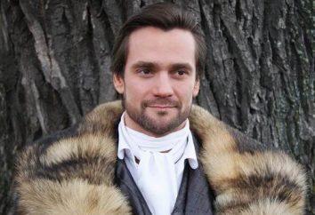 Dmitry Miller: biografia, filmografia, życie osobiste