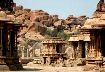 Hampi, Indie atrakcje, zdjęcia i opis