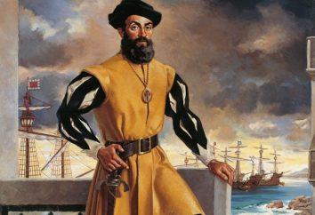 Ferdinand Magellan ea primeira viagem ao redor do mundo