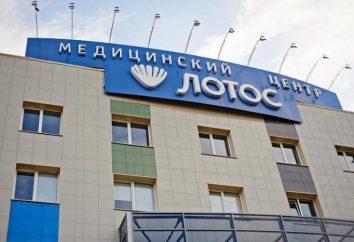 """Chelyabinsk, """"Lotus"""", Medical Center: descrição, opiniões sobre os médicos"""