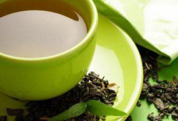 Ceilão chá verde – o produto da mais alta qualidade