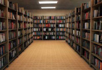 VSU Biblioteca – il più grande Informazione Scientifica centro della regione centrale della Terra Nera
