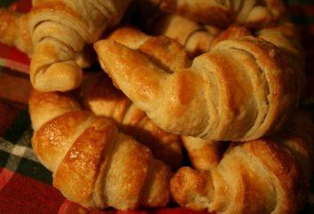 Bagels pâte feuilletée – goût de l'enfance