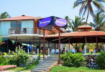 Hotel Boomerang Ashvem 4 *, Norte de Goa: visão geral, descrição e comentários