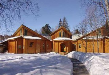 """centro de recreación """"Utulik"""": vacaciones en el lago Baikal es accesible a todo el mundo!"""