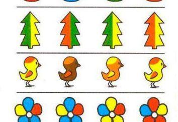 puzzles de logique pour les enfants 6-7 ans avec des réponses