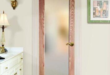 con puertas de vidrio que se sienta cómodo en su hogar