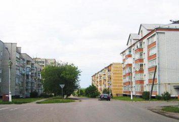 Region Miasto Naszyjnik Moskwa: opis, zdjęcia