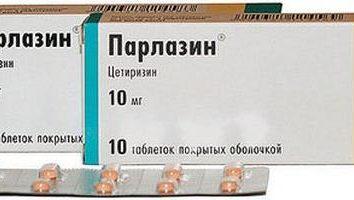 """Lek """"Parlazin"""". Instrukcje użytkowania"""