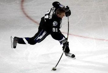 carpienne Technique coulé dans le hockey pour les débutants
