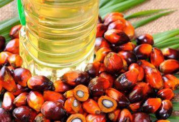 Olej z ziaren palmowych: opis, charakterystyka, cechy aplikacji, użytkowania i uszkodzeń