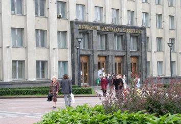 Universidad Estatal de Belarús (BSU), Facultad de Derecho