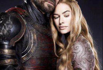 """Jaime et Cersei Lannister: L'histoire d'un amour dans """"Game of Thrones"""""""