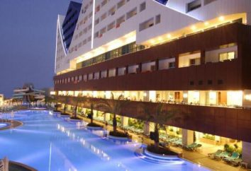 Vikingen Quality Resort & Spa 5 * (Turquie, Alanya): description de l'hôtel, évaluations