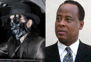 Conrad Murray: biographie, des photos, un livre sur Michael Jackson