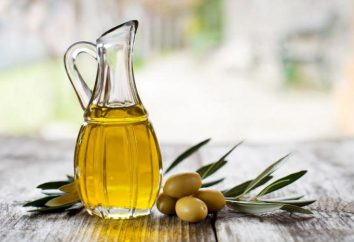 L'olio d'oliva è amaro. Perché l'olio d'oliva è amaro e cosa fare?