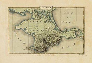 Population et zone Crimée: faits et chiffres. Quelle est la superficie de la péninsule de Crimée?