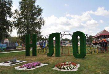 """""""UFO"""" – park w Kimry, region Twerze. Opis, funkcje i opinie"""