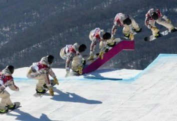 Nowy Olympic dyscyplina slopestyle. Co to jest?