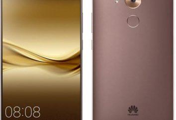 Smartphone Huawei Mate 8: comentários e características