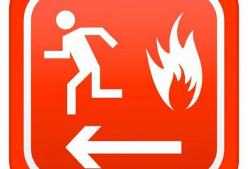 Norme di sicurezza antincendio nella Federazione Russa. Modalità di fuoco – è …