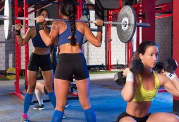 plano de treino no ginásio para homens e mulheres para perder peso